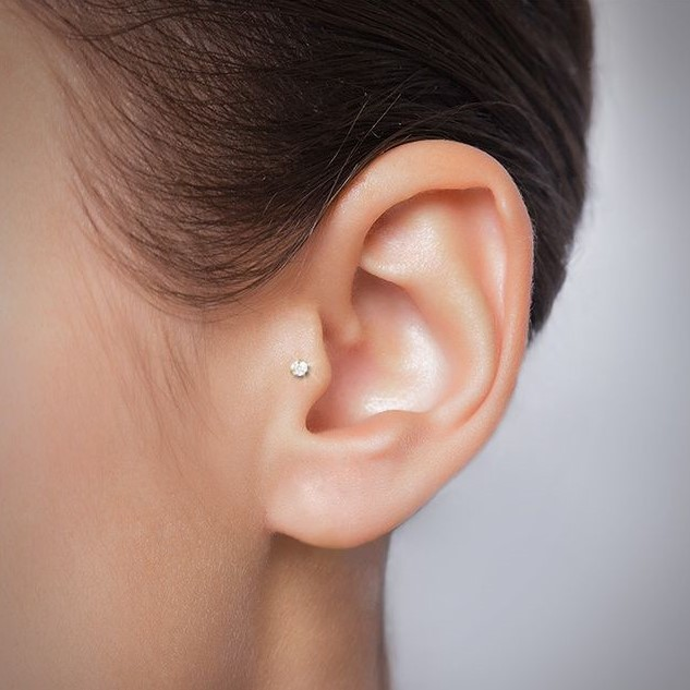 Tragus Piercing All You Need To Know